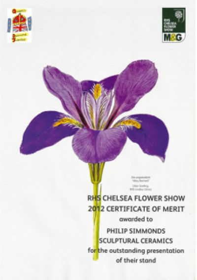 Another RHS Chelsea Flower Show award
